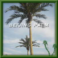 artificial palm tree leaf,plastic leaf,artificial palm frond