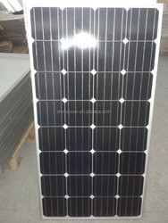 140W Polycrystalline silicon solar panel made with Germany Solarworld cell
