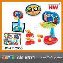 2015 New item play gams desktop mini basketball game