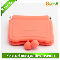 Hot Selling 2015 clear silicon wallets coin purse,coin purse for women