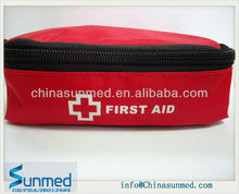 Mini Red travel first aid kits
