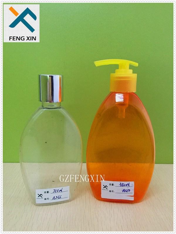 كريم العناية بالبشرة استخدام وكاب برغي نوع الختم 300ml الشامبو زجاجة من البلاستيك