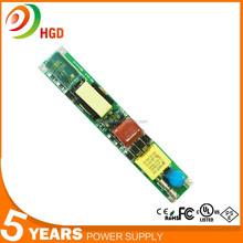 High quality switching power 12W 22W 30W 40W led tube driver