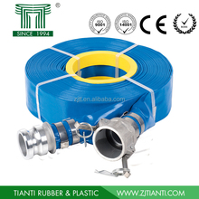 2015 Premium Quality PVC Water Pump Hose with Hose Fittings