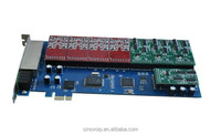 16Ports FXO FXS Asterisk analog voice card,Analog Voice Card For VOIP IP PBX