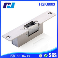 Hot Sale Security Locks Fail Secure/Safe Adjustable Short Plate Electric Strike Lock in Access Control
