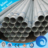 HOT DIPPED GALVANIZED ERW SCAFFOLD STEEL PIPE