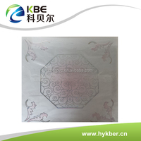 Interior plastic pvc garage ceiling panel ceiling board