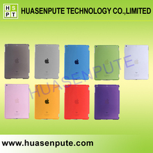 Leather Bag Shenzhen Factory For iPad Leather Case, Seperate Smart Cover For iPad 5