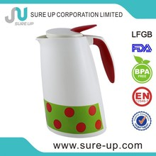 Family use and hotel easy to use thermos vacuum insulated beverage jug (JGFQ)