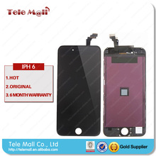 China Cheapest Price Offering 5.5'' inch screen for iPhone 6 Plus lcd with touch digitizer assembly