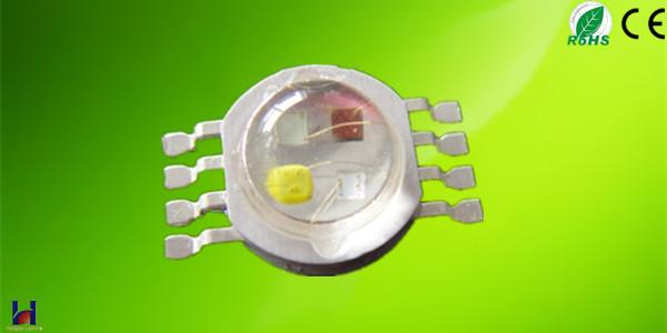 1 Watt High Power Epistar LED Module RGBW