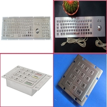 china metal keypads keyboards supplier