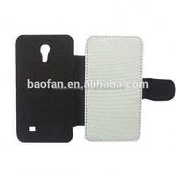 best selling Sublimation Leather Phone cover for Samsung S4 mini