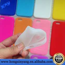 Discount TPU mobile phone case for iPhone 6 mixed colors accept
