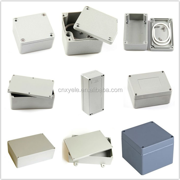 weatherproof plastic enclosures switch box china wall mount light