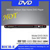 OEM welcomed super thin portable evd dvd player price with karaoke and USB