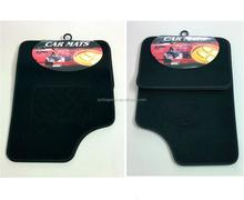China wholesale car floor mat stock, cheap price car mat set stocklot, car mat stock lot for sale