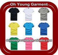 wholesale high quality long sleeve 100% cotton t-shirts for children