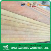 A grade okoume face veneer, natural wood face veneer for plywood