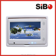 7 inch In-wall Tablet with Serial Port Applied for Smart Office/Smart Home/Hospital/Industrial Control(M)
