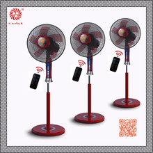 strong wind & pure copper wire motor stand fan for green house