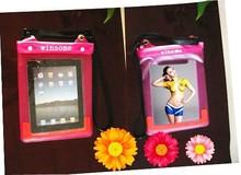 PVC Waterproof Bag With Rope PVC Waterproof Bag For Ipad Colored PVC Waterproof Bag For Ipad Or Iphone