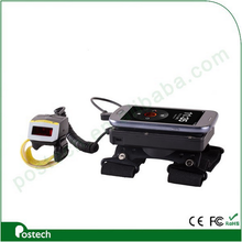 tablet pc barcode scanner barcode scanner wrist com with android mobile phone, warehouse scanner