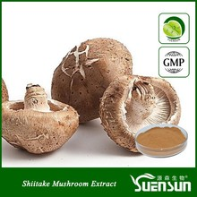 best quality organic plant extract prices for shiitake