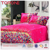 OEM company wholesale cheap best selling in China brand name bed sheets