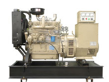 100% Copper Wire 60Kva Alternator Diesel Generator