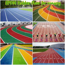 Rubber Running Track, Synthetic Running Track, Running Track Material -FN-D-150522