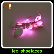 kids party led shoelaces,lighted up shoelaces,girls&boys favor