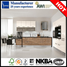 High quality metal kitchen cabinets china for sale high gloss affordable modern