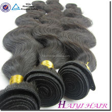 High Quality Virgin Remy Wet And Wavy Indian Remy Hair Weave