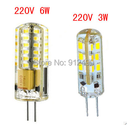 high power smd3014 3w 6w 220v g4 led lamp replace 10w 30w halogen lamp 360 beam angle led bulb. Black Bedroom Furniture Sets. Home Design Ideas