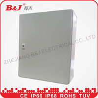 zhejiang wenzhou professional electrical metal control panel enclosure IP66(BJS1 Serie)/