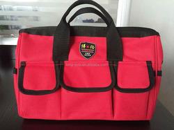 China factory Hot sale muti-function tool bag, large capacity hardware tool bags