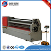 asymmetrical sheet rolling machine with CE & ISO certificate W11F-6x2000
