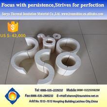 Aceite de aislamiento de tuberías de silicato de calcio tubería