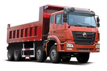 2015 New 8*4 336HP SINOTRUK HOHAN Dump Truck / Standard Dump Truck
