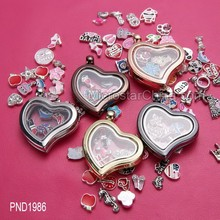 High Quality Low Price Heart Locket Pendant Wholesale