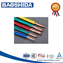 XLPE, PVC Insulated Building electric cable / wires