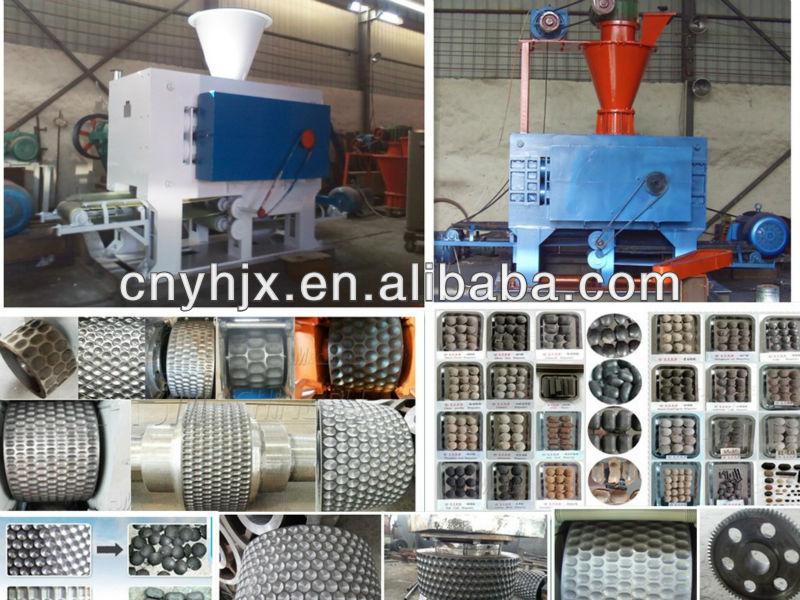 hot selling iron briquette machine/iron powder briquette machine/iron fines briquette machine