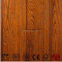 High density and durable printing oak flooring