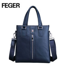Wholesales Designer Brand Names Leather Man Handbags Tablet Pc Bags