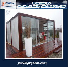 modified container house for sale