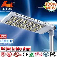 High luminous efficiency IP66 hotsale high power 300w led street light
