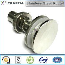 304 Mirror Routel Flat Cap -YC METAL