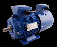 water pump three phase induction motor / ABB square IE1/IE2 series motor / small three phase motorl
